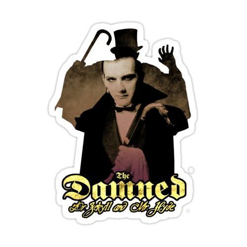Dave Vanian. Sticker