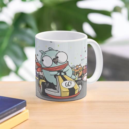 Golang Racer Mug