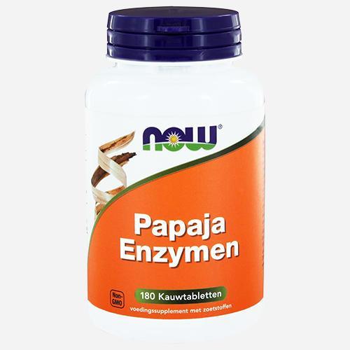 Now Foods Papaya-Enzyme