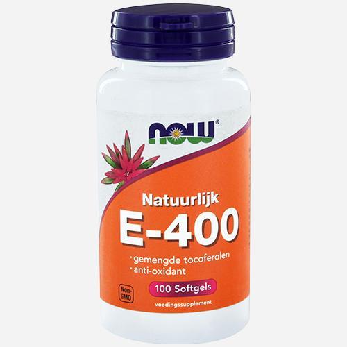 Now Foods Natürliches E-400