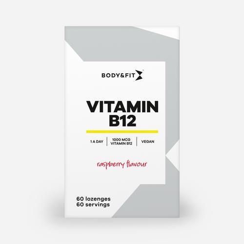 Body&Fit Vitamin B12 - Lutschtabletten