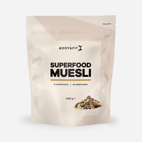 Body&Fit Superfood Müsli