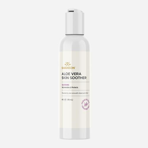 Swanson Health Aloe Vera Skin Soother