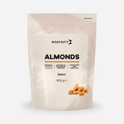 Body&Fit Amandes brunes pures