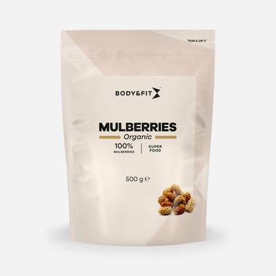 Body&Fit Mûres bio Mulberry Organic