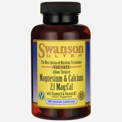 Swanson Health Gélules de magnés...