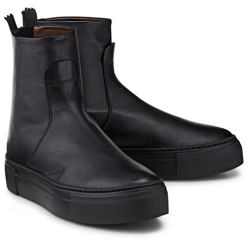 AGL, Trend-Stiefelette in schwarz, Stiefeletten für Damen Gr. 42