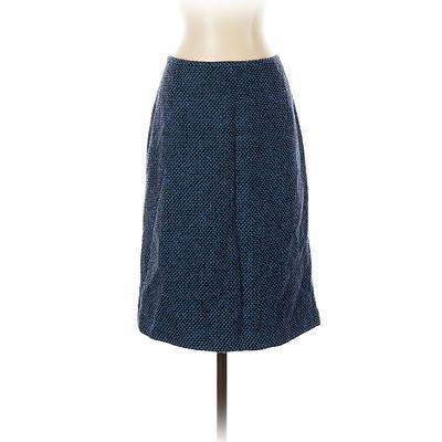 Calvin Klein Casual Skirt: Blue ...