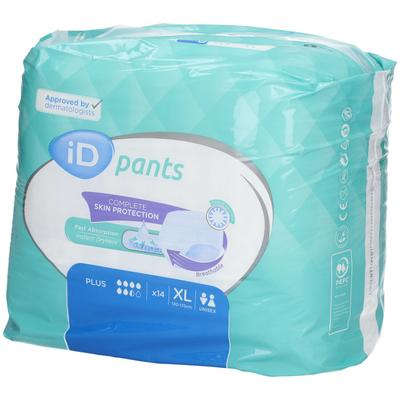 iD Pants Plus XL pc(s) Couches