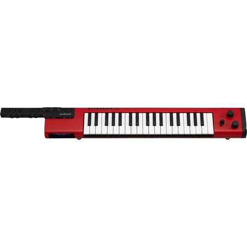Yamaha Digitalpiano SHS-500RD, mit über 30 verschiedenen Instrumentenklängen rot Keyboard Musikinstrumente