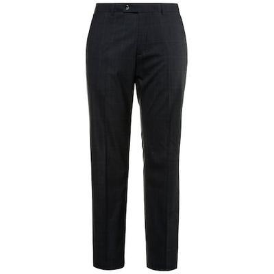 Große Größen Baukasten-Hose Herren (Größe 52, schwarz)   JP1880 Hosen   Polyester/Viskose/Wolle, FLEXNAMIC®