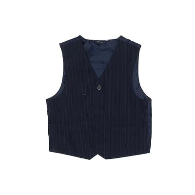 Nautica Tuxedo Vest: Blue Jacket...
