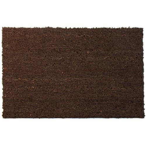 Primaflor-Ideen in Textil Fußmatte KOKOS, rechteckig, 17 mm Höhe, Schmutzfangmatte, Kokosmatte, In- und Outdoor geeignet braun Schmutzfangläufer Läufer Bettumrandungen Teppiche