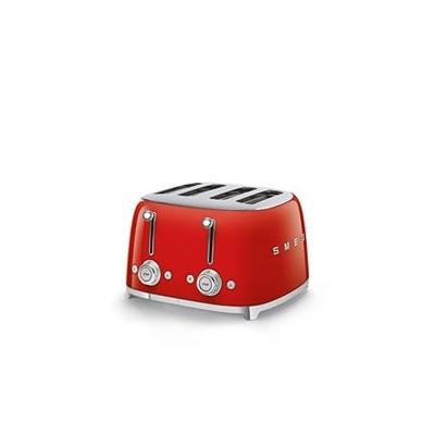 Toaster 4 fentes rouge 2000 W TS...