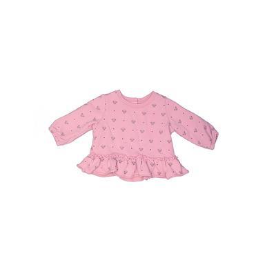 Peek... Pullover Sweater: Pink T...