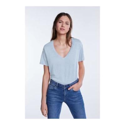 Set Fashion - Baby Blue Basic T Shirt - 42