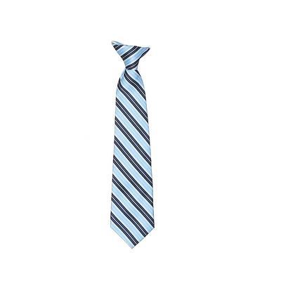 Cherokee Necktie: Blue Stripes A...