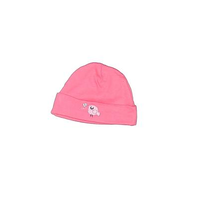 Gerber Beanie Hat: Pink Solid Ac...