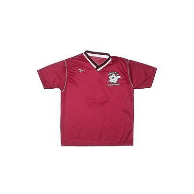 Score Short Sleeve Jersey: Burgu...