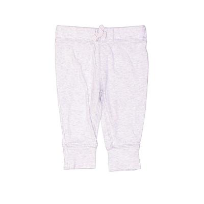 Carter's Sweatpants - Elastic: Gray Sporting & Activewear - Size 3 Month