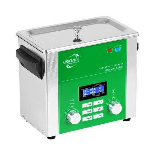 ulsonix Ultraschallreiniger - 3 Liter - Degas - Sweep - Puls PROCLEAN 3.0DSP | ULTRASCHALLREINIG