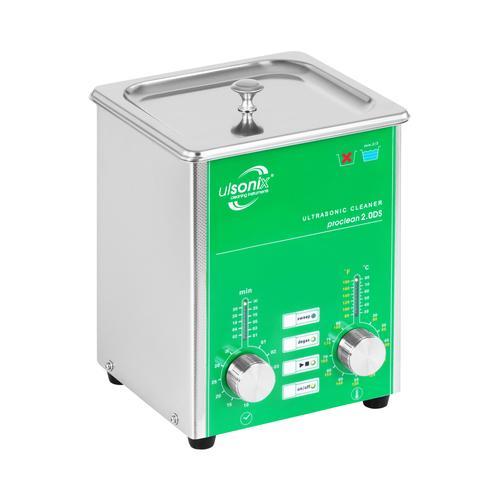 ulsonix Ultraschallreiniger - 2 Liter - Degas - Sweep PROCLEAN 2.0DS | ULTRASCHALLREINIGE