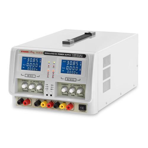 Stamos Soldering Netzgerät - 0-31 V - 0-5,2 A - 315 Watt S-LS-24