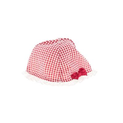 Hat: Red Checkered/Gingham Acces...