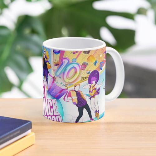 Just Dance 2020 Werbeartikel Tasse