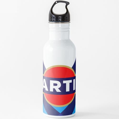 Martini-Rennen Wasserflasche