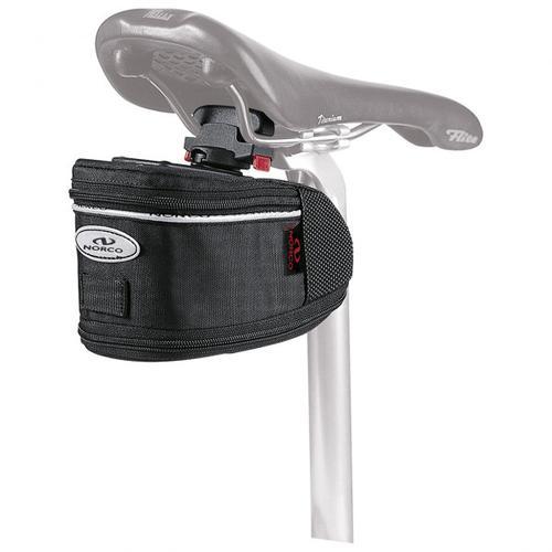 Norco Bags - Ottawa Satteltasche - Fahrradtasche Gr 1,4 l grau/schwarz