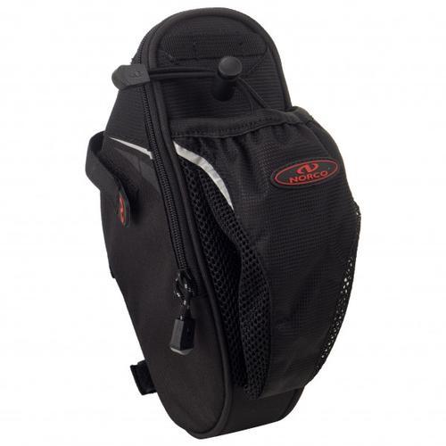 Norco Bags - Utah Satteltasche Plus - Fahrradtasche Gr 2,25 l schwarz