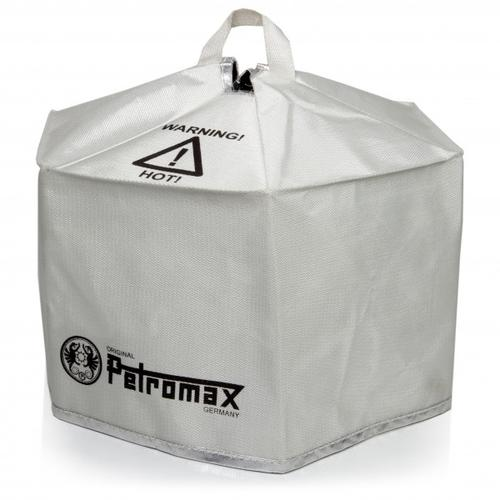 Petromax - Umluftkuppel silber