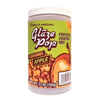 Gold Medal 2790BL 50 lb Caramel Apple Glaze Pop? Popcorn Coating