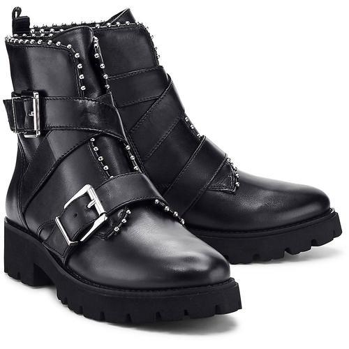 Steve Madden, Biker-Boots Hoofy in schwarz, Boots für Damen Gr. 36