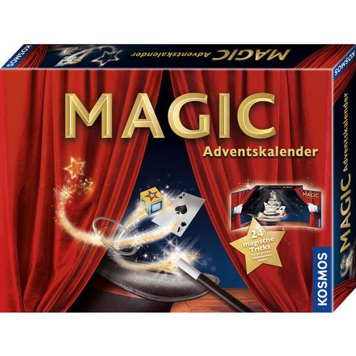 Adventskalender Magic 2019, bunt