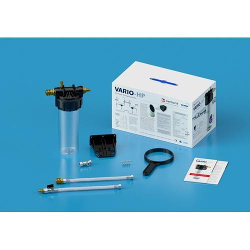 Carbonit Vario-HP Basic (ohne Patrone) | Untertischfilter