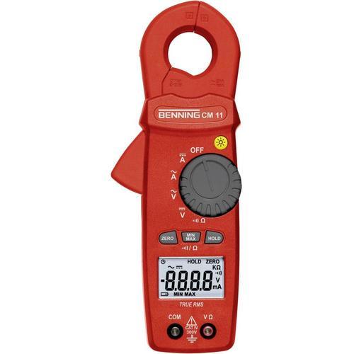 Benning, Multimeter, Stromzange, Hand-Multimeter di (CAT IV 300V)