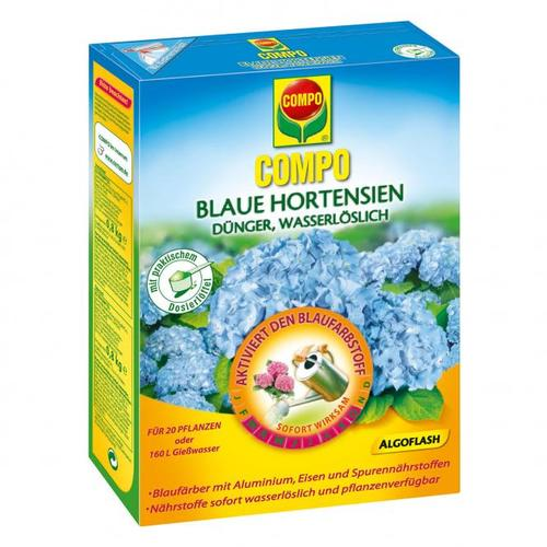 Blaue Hortensien Dünger, 0,8 kg
