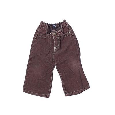 Baby Gap Cord Pant: Brown Solid ...