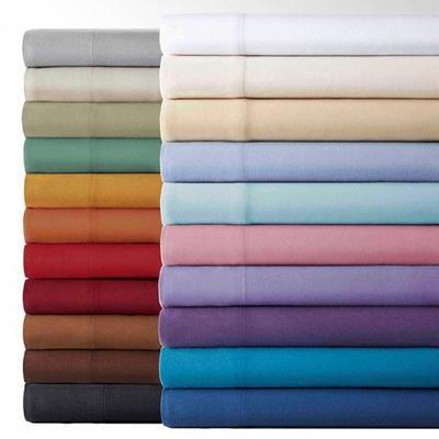 Micro Flannel(R) Sheet Set, Queen, Pink