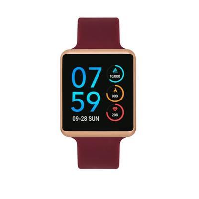 iTouch Merlot Women's Merlot and Rose Air Smart Watch
