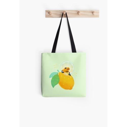 Goldenes Gift Zitronensorbet 1 Tasche