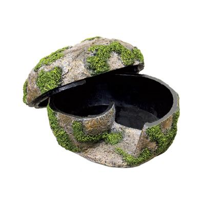 Zilla Small Rock Lair, 5 IN, Multi-Color