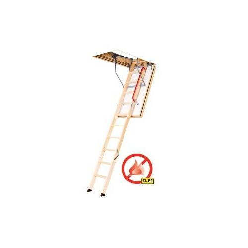 FAKRO Feuerhemmende Bodentreppe LWF 45 aus Holz
