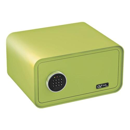 Tresor mit Zahlencodeschloss »GOsafe 200« grün, Olympia, 24x36x43 cm