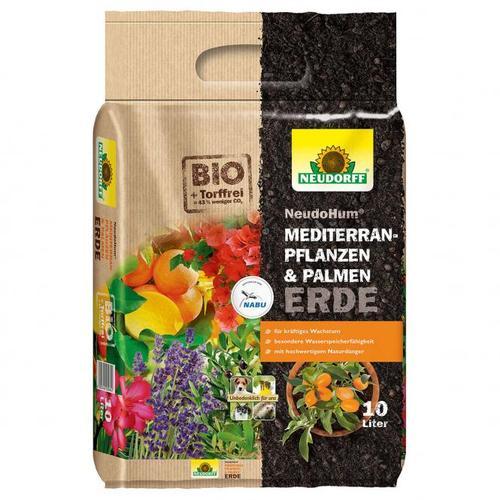 NeudoHum® Mediterranpflanzen- und Palmenerde, 10 Liter