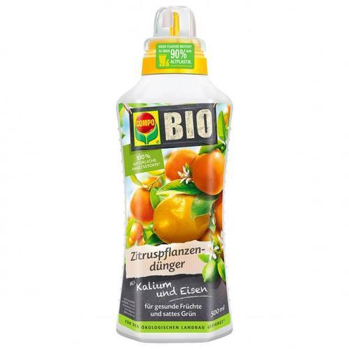 BIO Zitruspflanzendünger, 500 ml
