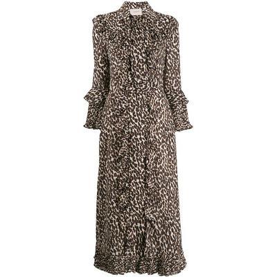 Long Fancy Dress - Gray - LaDoubleJ Dresses