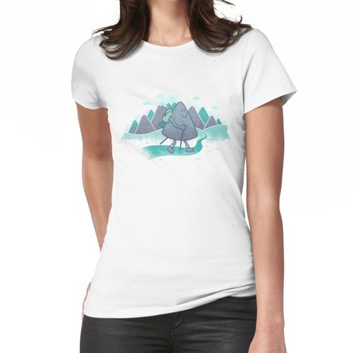 Berg Trekking Frauen T-Shirt